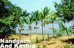 Tour to Nandgaon and Kashid