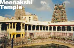The Meenakshi Temple