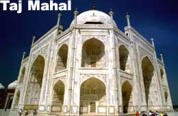 Tour to Taj Mahal Agra