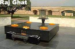 Tour to Raj Ghat, New Delhi