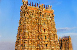 Tours to Sri Meenakshi Temple, Madurai