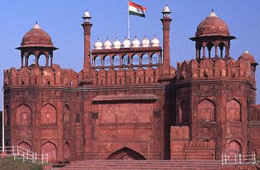 Tours to Red Fort Delhi,Historical Places in India