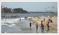 Cochin Beach Tour