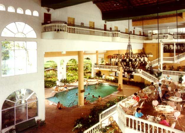 Indoor Pool Majorda Beach Resort Goa